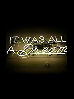 Oliver Gal It Was All A Dream Neon Sign, Multi