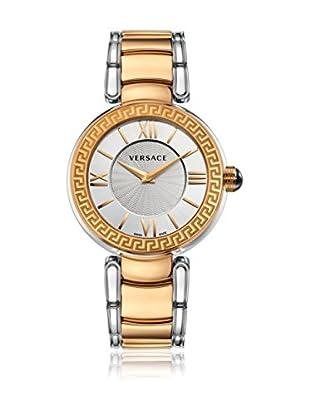 Versace Uhr mit schweizer Quarzuhrwerk Leda VNC050014  38.00 mm
