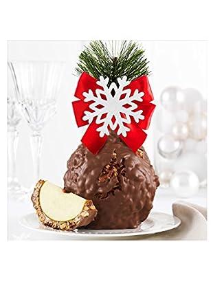 Mrs. Prindable's Snowflake Milk Chocolate Walnut Pecan Jumbo Apple