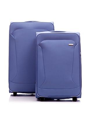 American Tourister Set de maletas Ann Arbor (Azul)