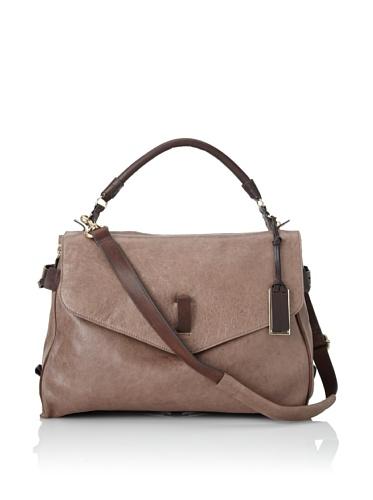 Gryson Women's Cybelle Large Belted Strap Shoulder Bag (Misty Rose)