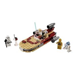 LEGOスターウォーズシリーズからランドスピーダー8092