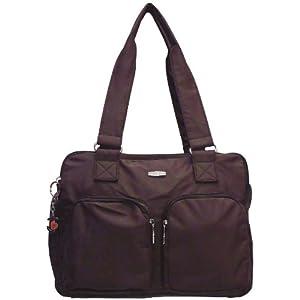 JINU K837b Women's Trendy Handbag-Brown
