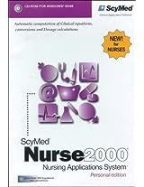Nurse2000 Nursing Applications System: Vinyl Album