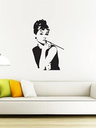 Ambiance Live Vinilo Adhesivo Audrey Hepburn