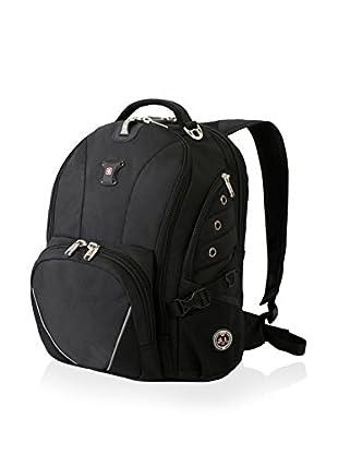 Swissgear Nylon Backpack, Black