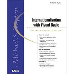 Internationalization With Visual Basic (Sams White Book Series)