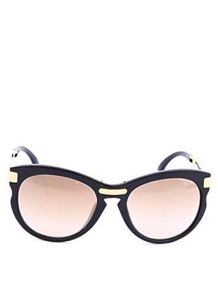 Jimmy Choo Sonnenbrille schwarz / gold