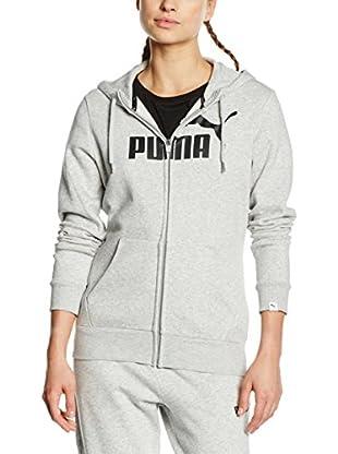 Puma Sweatjacke ESS No.1 FZ Hoody FL W