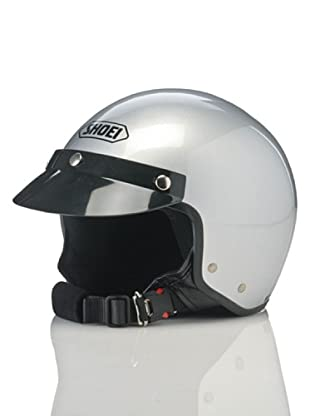 Shoei Casco S-20 Monocolor Candy (Plata)