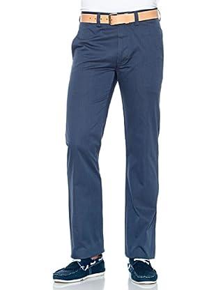 Dockers Pantalón Recto De Algodón (Smokey)