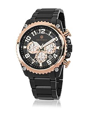 Reichenbach Uhr Man Freymuth schwarz 44 mm