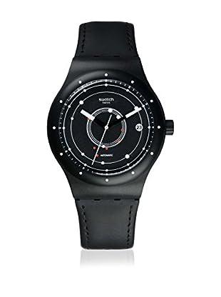 Swatch Reloj automático Unisex Sistem Black  42 mm