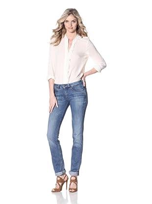 Notify Women's Hellebora Denim Jean (Used Blue)