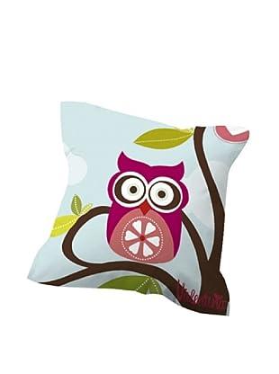 Funda de Cojín Birds In Tree (Multicolor)