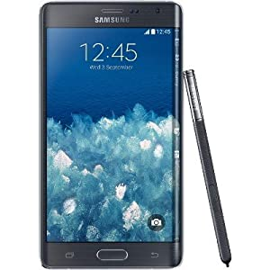 Samsung Galaxy Note Edge(Charcoal Black)