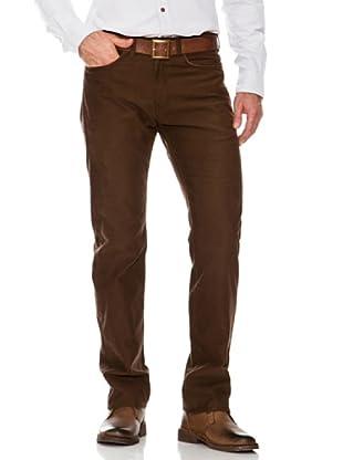 Dockers Pantalón 5 Bolsillos (marrón)
