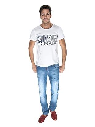 Giorgio Di Mare Camiseta Vicent (Blanco)