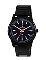 Maxima Attivo Analog Black Dial Men's Watch - (36613CMGB)