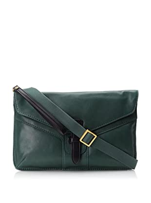 Christopher Kon Women's Adrienne Convertible Clutch, Hunter Green