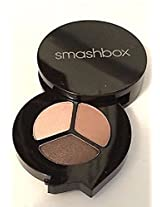 Smashbox Photo Op Eye Shadow Trio in Callback Travel Size 0.04 oz. (fortune, nude, cocoa)