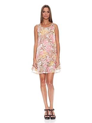 Tantra Vestido Printed (Salmón)