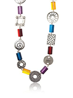 Bamboleo Collar Largo Multicolor