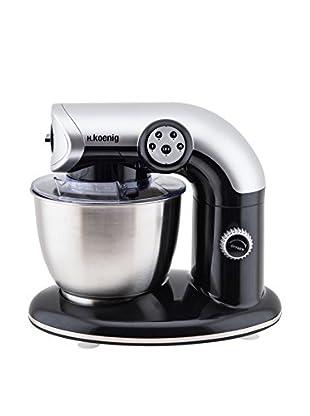 h.koenig Robot De Cocina KM80 Negro
