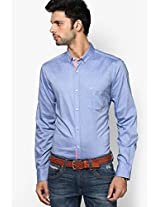Blue Casual Shirt French Connection