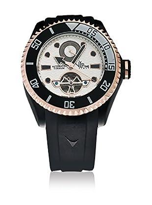 Vip Time Italy Uhr mit Japanischem Automatikuhrwerk VP5061BK_BK schwarz 50.00  mm