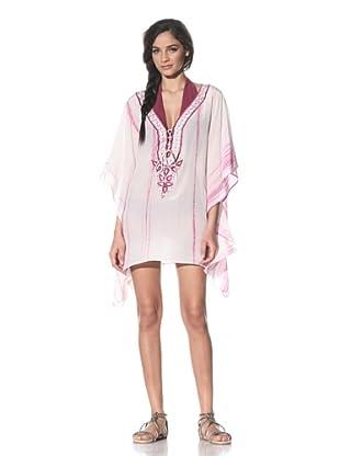 Tikka Women's Lace-Up Tunic (Plum)