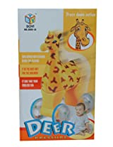 Smiles Creation Push and Go Deer toys for kids.