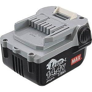 【クリックで詳細表示】MAX 14.4Vリチウムイオン電池パック JP-L914