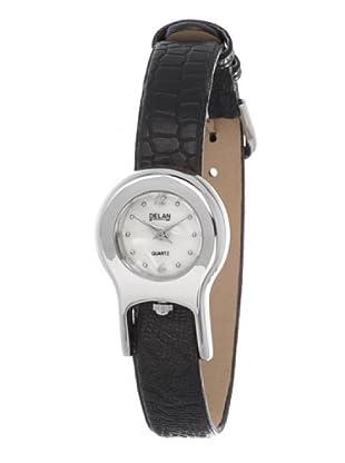 Delan Reloj Reloj Delan Fan+20-2 Negro