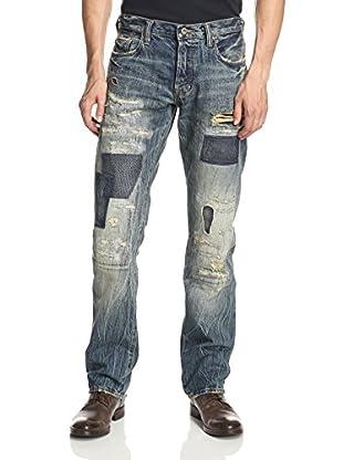 PRPS Goods & Co. Men's Duff Barracuda Straight Leg Jean