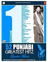 52 Punjabi Greatest Hits Vol.1 - Gurdas Maan