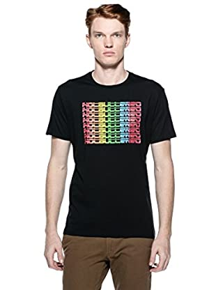Hot Buttered Camiseta M/C Lisboa (Negro)