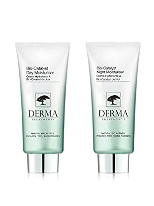 DERMA TREATMENTS Kit Facial 2 Piezas Bio-Catalyst