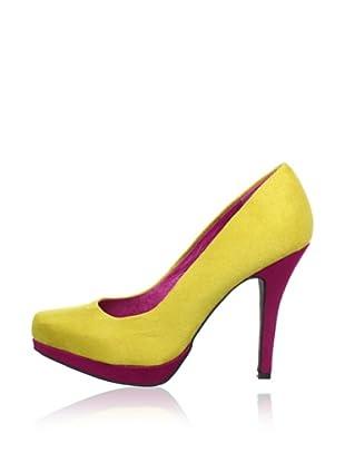 Ladystar by Daniela Katzenberger Zapatos Katie (Amarillo)
