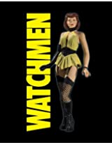 DC Comics Watchmen Movie Silk Spectre Classic Action Figure
