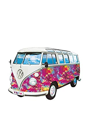 ARTOPWEB Panel Decorativo Vw Camper Love