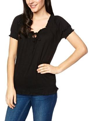 Roxy Camiseta Hug (Negro)