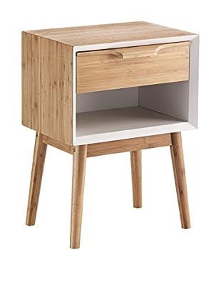 Contemporary Wood Nachttisch HIJO