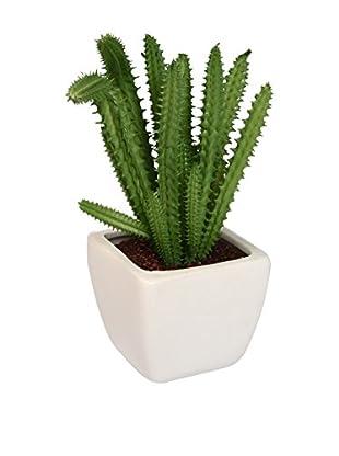 LO+DEMODA Planta Artificial Cactus Multicolor