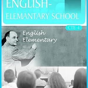 CTE4 Teaching English Elementary School (IGNOU Help book for CTE-4 in English Medium)