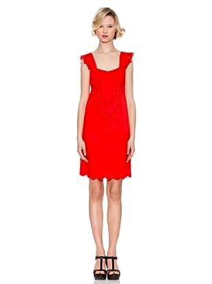 Tonalá Vestido Sabrina (Rojo)