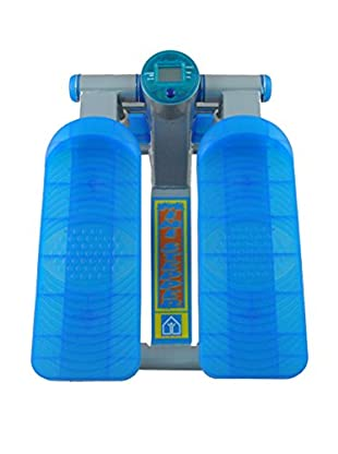 Tentable Mini Stepper Fl002T grau/blau