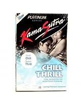 KamaSutra Platinum Chill Thrill Condoms 10s Packs (Pack of 3)