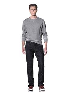 Dylan George Men's James Slim Jeans (Griffith Blue)