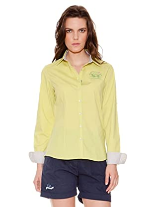 La Martina Camisa Isabella (Verde)